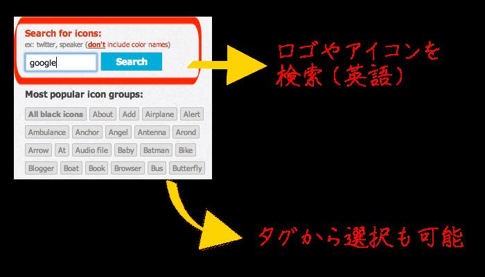icnosDB.comアイコン・ロゴ検索